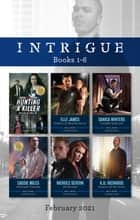 Intrigue Box Set Feb 2021/Hunting a Killer/Hideout at Whiskey Gulch/A Loaded Question/Cold Case Colorado/The Witness/Pursuit of the Truth ebook by