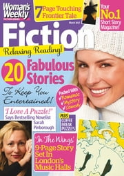 Womans Weekly Fiction Special - Issue# 1702 - Time Inc. (UK) Ltd magazine