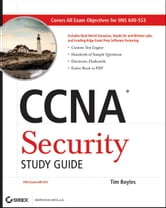 CCNA Security Study Guide - Exam 640-553 ebook by Tim Boyles
