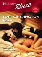 Taken ebook by Tori Carrington