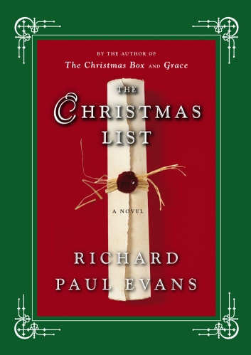 The Christmas List - A Novel ebook by Richard Paul Evans