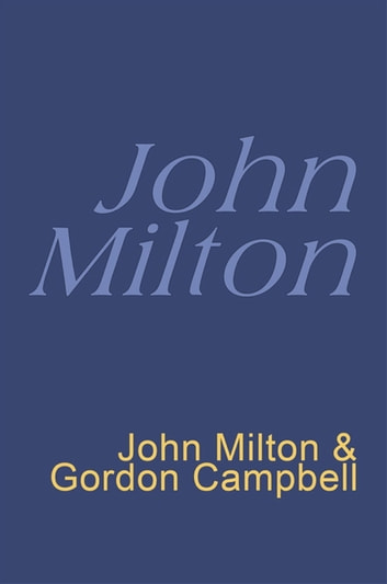 Milton: Everyman's Poetry - Everyman's Poetry ebook by John Milton