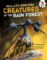 Creatures of the Rain Forest ebook by Matthew  Rake,Simon  Mendez