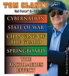 Tom Clancy's Net Force 6 - 10 ebook by Tom Clancy