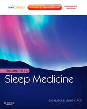 Fundamentals of Sleep Medicine ebook by Richard B. Berry