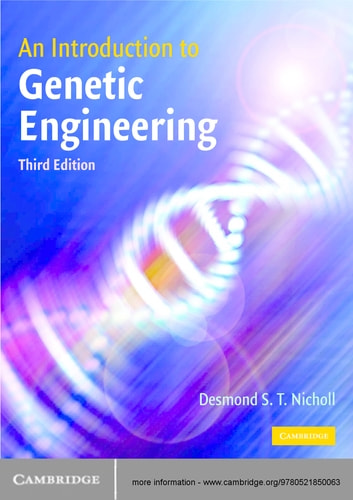 an introduction to genetic engineering in agriculture Introduction genetic engineering, or genetic genetic engineering and transgenics continue to university of california division of agriculture and.