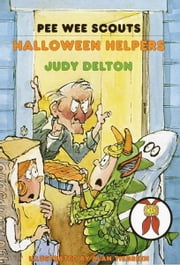 Pee Wee Scouts: Halloween Helpers ebook by Judy Delton