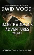 The Dane Maddock Adventures Volume 1 ebook by