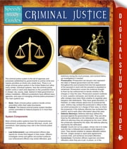 Criminal Justice (Speedy Study Guides) ebook by Speedy Publishing