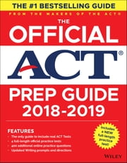 The Official ACT Prep Guide, 2018-19 Edition (Book + Bonus Online Content) ebook by ACT