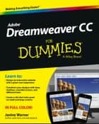Dreamweaver CC For Dummies ebook by Janine Warner
