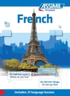 French - Phrasebook ebook by Estelle Demontrond-Box
