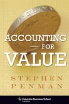 Accounting for Value ebook by Stephen Penman