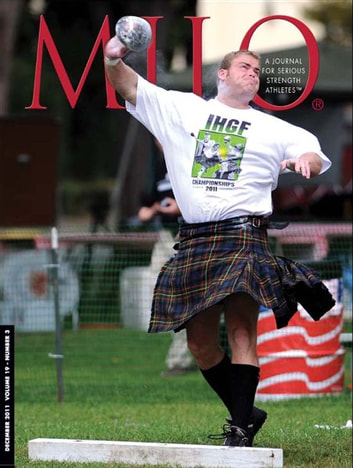 MILO: A Journal for Serious Strength Athletes, December 2011, Vol. 19, No. 3 ebook by Randall J. Strossen, Ph.D.
