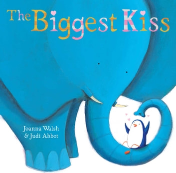 The Biggest Kiss - With Audio Recording ebook by Joanna Walsh