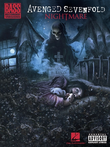 Avenged Sevenfold - Nightmare (Songbook) ebook by Avenged Sevenfold