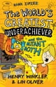 Hank Zipzer 3: The World's Greatest Underachiever and the Mutant Moth - eKitap yazarı: Henry Winkler,Lin Oliver