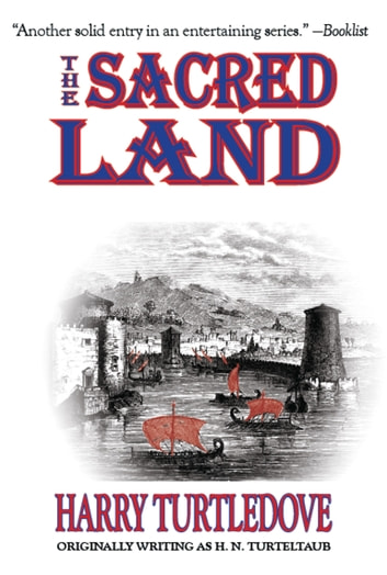 The Sacred Land ebook by Harry Turtledove