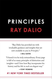 Principles - Life and Work ebook by Ray Dalio