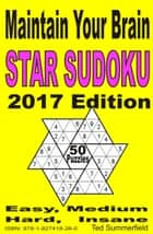 Star Sudoku 2017 Edition ebook by Ted Summerfield