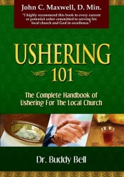 Ushering 101 ebook by Buddy Bell