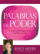 Palabras de Poder ebook by Joyce Meyer
