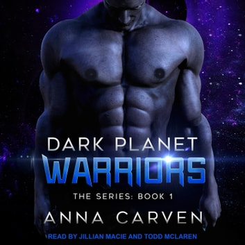 Dark Planet Warriors audiobook by Anna Carven