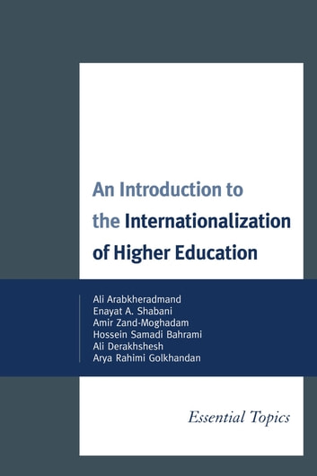 an introduction to the globalization of higher education From joel spring, the author of numerous books on the globalization of education, comes this new book entitled globalization of education: an introduction since i am someone who embodies a.