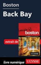 Boston - Back Bay ebook by Collectif Ulysse