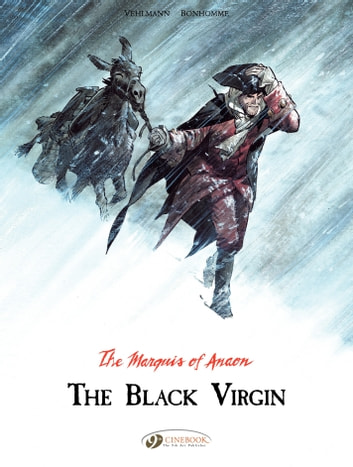 The Marquis of Anaon - Volume 2 - The Black Virgin ebook by Fabien Vehlmann