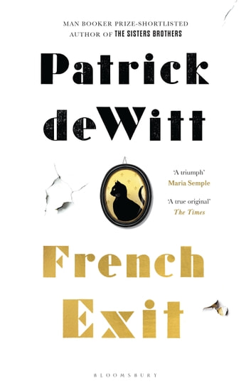 French Exit ebook by Patrick deWitt