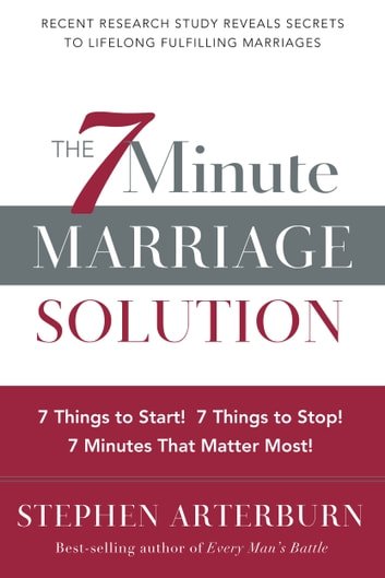 The 7-Minute Marriage Solution