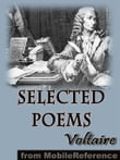 Selected Poems By Voltaire (Mobi Classics)