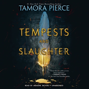 Tempests and Slaughter (The Numair Chronicles, Book One) audiobook by Tamora Pierce
