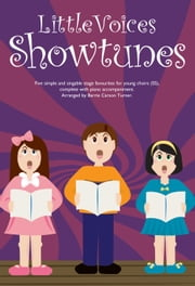 Little Voices - Showtunes (book only) ebook by Ruth Power