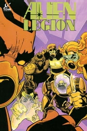 Alien Legion #32 ebook by Chuck Dixon,Larry Stroman,Mark Farmer,Janet Jackson