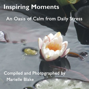 Inspiring Moments - An Oasis of Calm from Daily Stress ebook by Marielle Blake