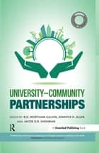 Sustainable Solutions: University–Community Partnerships ebook by B.D. Wortham-Galvin, Jennifer H. Allen, Jacob Sherman