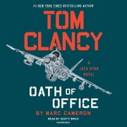 Tom Clancy Oath of Office audiobook by Marc Cameron
