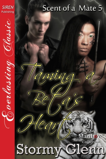 Taming a Beta's Heart ebook by Stormy Glenn