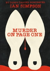 Murder on Page One ebook by Ian Simpson