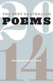 The Best Australian Poems 2014 ebook by Geoff Page