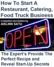 How To Start A Restaurant, Catering, Food Truck Business