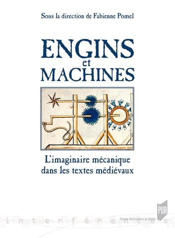 Engins et machines ebook by Pomel Fabienne