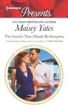 The Greek's Nine-Month Redemption ekitaplar by Maisey Yates