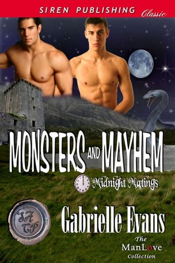 Monsters and Mayhem ebook by Evans, Gabrielle
