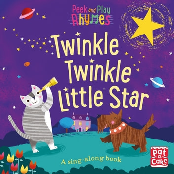 Twinkle Twinkle Little Star - A baby sing-along book ebook by Pat-a-Cake