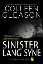 Sinister Lang Syne - A Short Holiday Novel ebook by Colleen Gleason