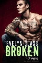 Broken Vows: A Bad Boy Motorcycle Club Romance - Mad Jackals MC, #2 ebook by Evelyn Glass