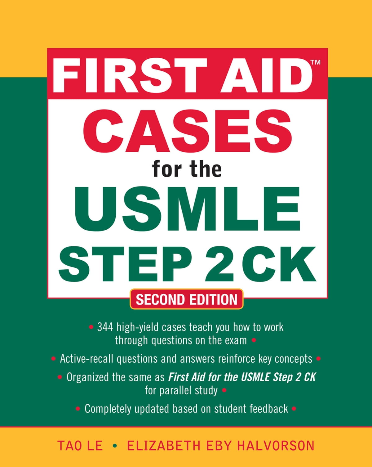 First Aid Cases for the USMLE Step 2 CK, Second Edition ebook by Elizabeth  Eby Halvorson - Rakuten Kobo